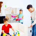 Reasons why some people have trouble cleaning their homes